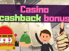 Casino Cash Back Bonuses