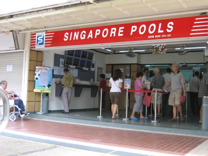 Singapore Pools Betting Account