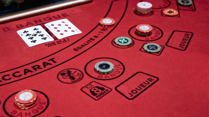 win in Baccarat most times