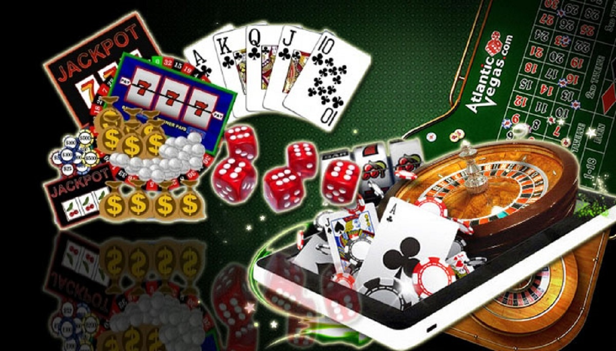 Reasons to forget about physical rooms and play only online casino games    Wiki Casino Games